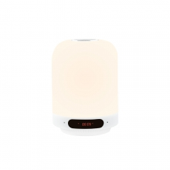 Bonlux 5 IN 1 Smart Lamp With Speaker Touch Control Bedside Table Lamp Dimmable Color Changing RGB Portable Bluetooth Night Light