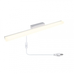 For USA 100% Free 22.4 Inch 9W LED Vanity Bathroom Wall Light Warm White