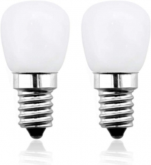 For France 100% Free 2W E14 SES 12V Mini Ampoule LED, Petit Culot à Vis Edison E14 Blanc Chaud