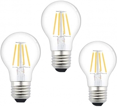 Edison light bulb A19 4W E27 vintage lamp filament illuminantAC / DC 12-36V 360 ° beam angle replacement to 50W